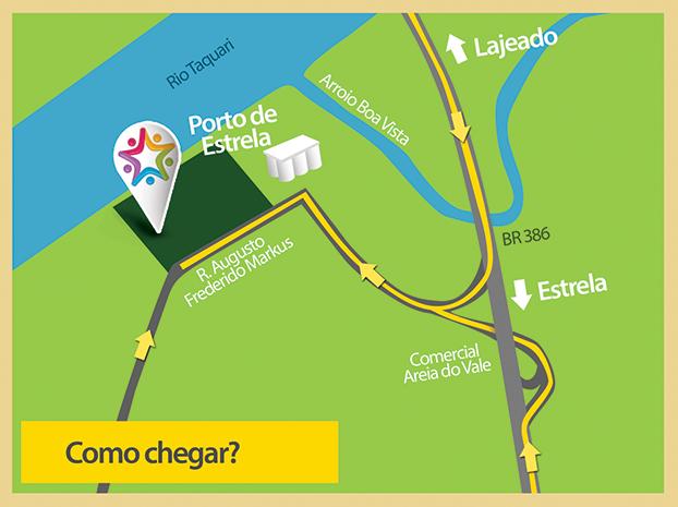 Mapa Como Chegar_A