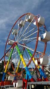 Roda Gigante é um dos brinquedos confirmados no parque