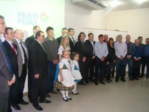 Comissão organizadora da 4ª Estrela Multifeira