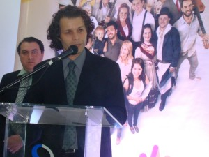 Presidente da 4ª Estrela Multifeira, Cristiano Vilanova Horn, destacou diversidade de atrações e momento de integração para as famílias