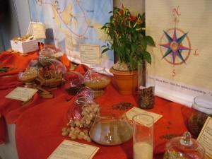 Caminho das Especiarias vai apresentar informações e curiosidades sobre temperos e especiarias do mundo inteiro