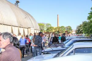 Exposição de Carros Antigos foi atração sábado e domingo