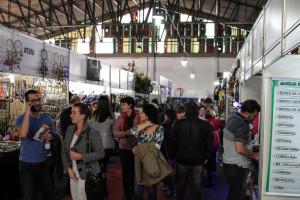 Visitantes aproveitaram produtos da Feira da Indústria, Comércio e Serviços