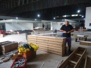 Pavilhão da Feira Comercial, Industrial e de Serviços terá 98 expositores