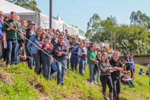 Grande público prestigiou competição de motonáutica